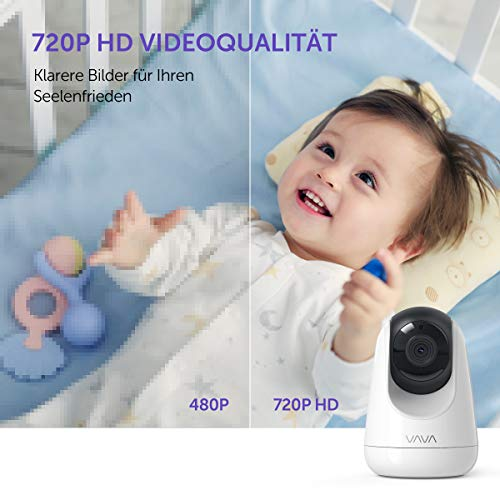 Bild 5: VAVA Video Baby Monitor VA-IH006