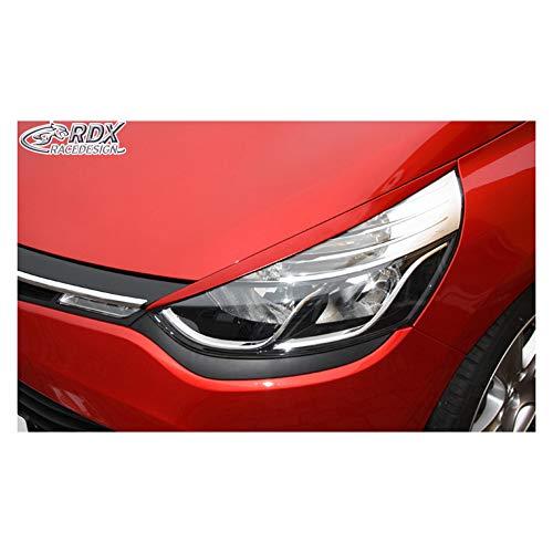 Scheinwerferblenden Renault Clio IV 2012- (ABS)