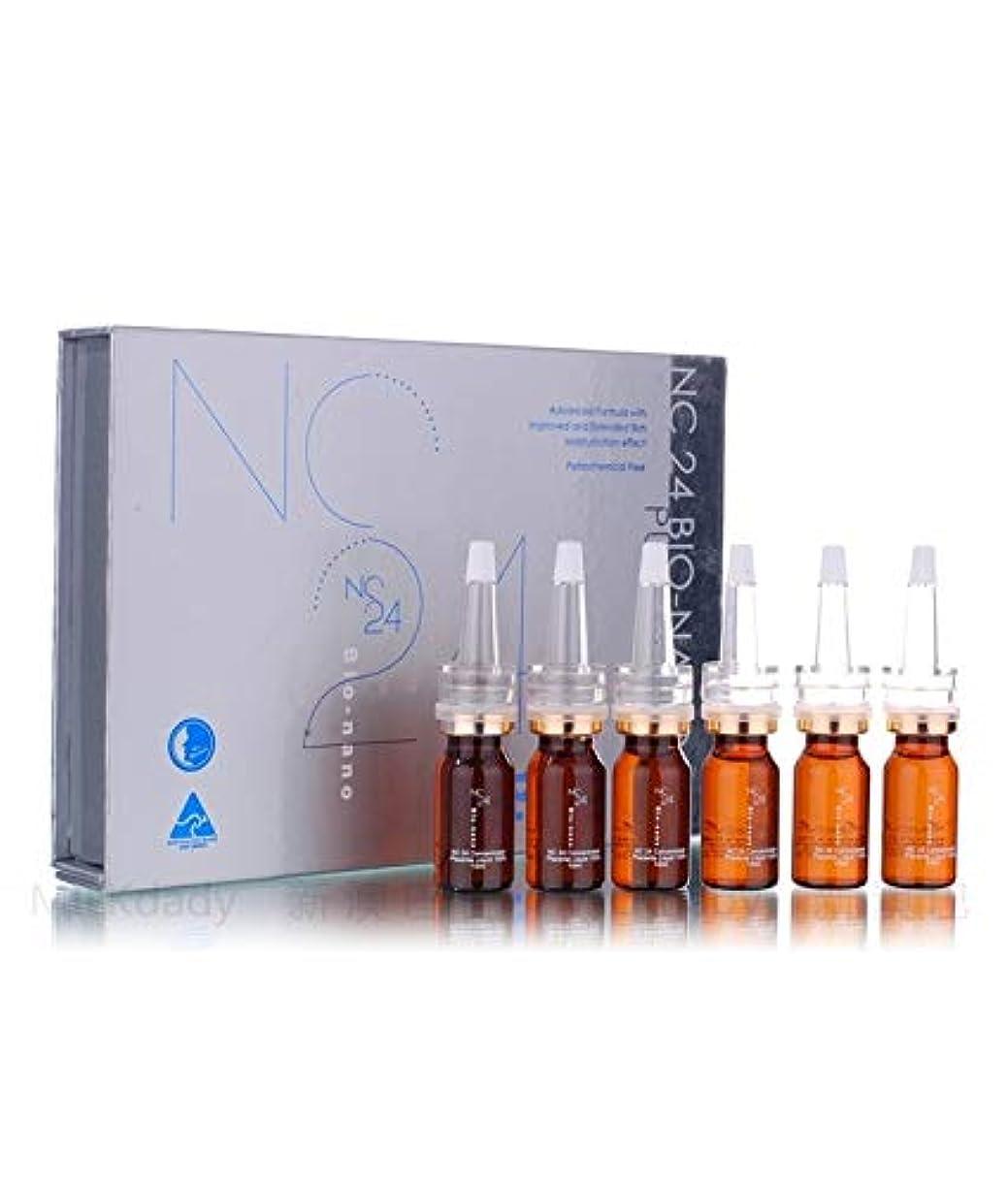 お父さん彼女は起こる[Nature's Care]NC24 Bio-nano プラセンタ100%リキッド(10ml×6本)[海外直送品]