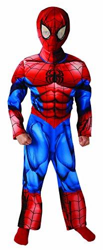 Rubie's 3620683 - Ultimate Spider-Man Premium - Child, Verkleiden und Kostüme, S