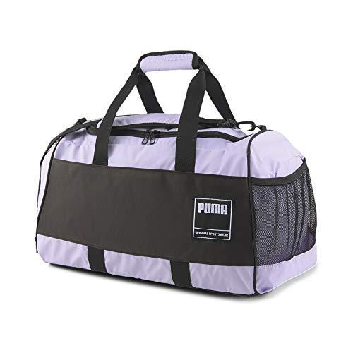 PUMA Medium Gym Duffle Bag Light Lavender OSFA