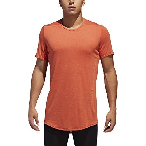 adidas Camiseta de manga corta para hombre Supernova Pure Running