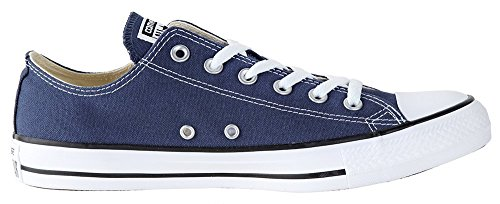 Converse Allstar Low Lthr Navy - 9 UK