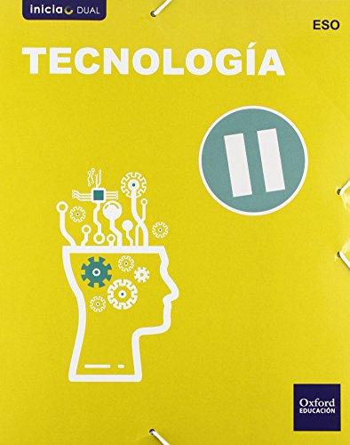 Tecnología II. Libro Del Alumno (Inicia) - 9788467387056 (Inicia Dual)