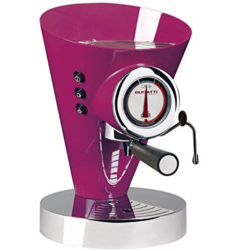CASA BUGATTI Kaffeevollautomat 15-EDIVACL violett