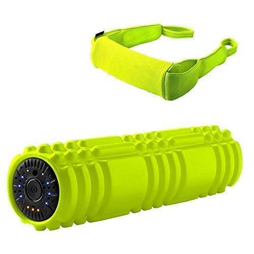 【メーカー保証3年付】ドクターエア 3Dマッサージロール MR-001(グリーン) | マッサージローラー マッサージボール 高速振動で筋肉を芯からほぐす