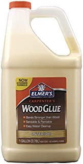 Elmer's E7050 Carpenter's Wood Glue, 1 Gallon