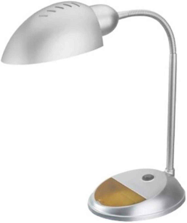 calidad oficial Mesita de noche Lámpara de mesa LED LED LED Projoección de los ojos Lámpara de lectura Mesa de estudio del dormitorio, lámpara de mesa E27, interruptor de botón pulsador [Clase de energía A ++] lámparas de mes  ventas en línea de venta