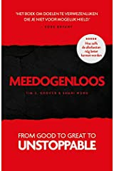 Meedogenloos: from good to great to unstoppable Capa comum