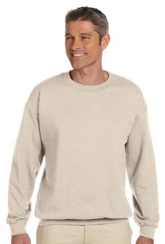 Gildan Blend TM Crew Neck Sweatshirt Erwachsene Sand L L,Sand