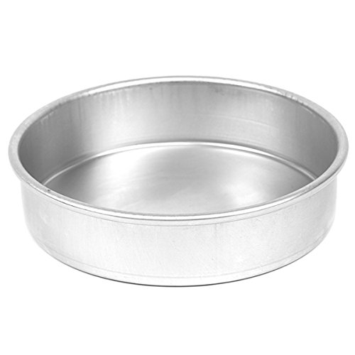 Parrish Magic Line 10 x 2 Inch Round Aluminum Cake Pan