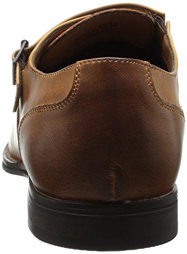 Call It Spring Men's Striano Tuxedo Loafer, Cognac, 9.5 D US
