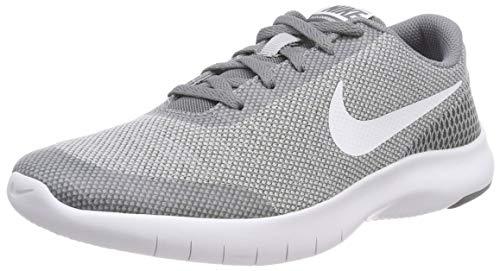 Nike Jungen Kinder Flex Experience Run 7 Laufschuhe, Grau (Wolf Grey/White-Cool Grey 003), 37.5 EU