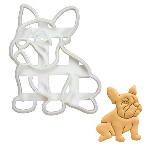 French Bulldog Body cookie cutter, 1 piece - Bakerlogy