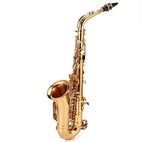 hong 802 Tasti Sassofono, Sassofono Contralto, Mi bemolle 802 Tipo di Chiave per Adulti Bambini Scuola per Principianti, Stage e Registrazione Studenti