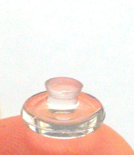 Runde Silikon Brillen Nasenpads / Brillenpads Klicksystem 9 mm - .35'' 5 Paare
