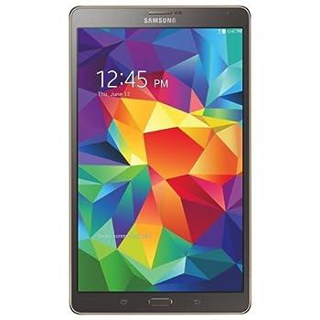 Samsung Galaxy Tab S 8.4  Tablet  Titanium Bronze SM-T700NTSEXAR 32GB SSD