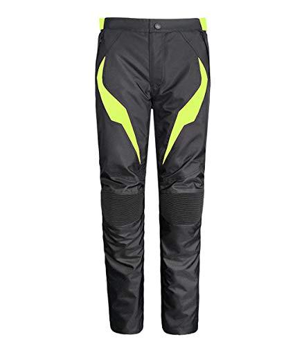 Conjunto de pantalones de chaqueta de motocicleta para mujer,Traje de seguridad transpirable de malla de primavera y verano, chaqueta de moto, Hombre, Verde, 4XL