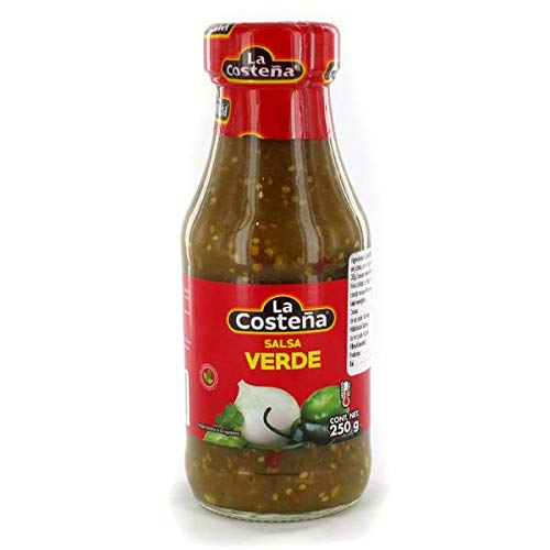 La CosteÒa Green Mexican Salsa 250g