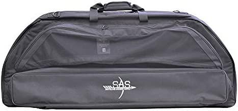 SAS Deluxe Double Compound Bow Case