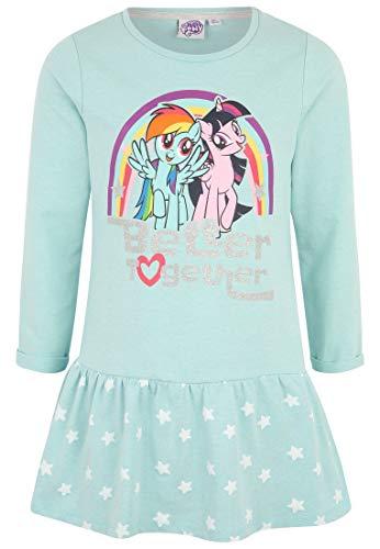 My little Pony Kleid, Blau (92/2 Jahre)