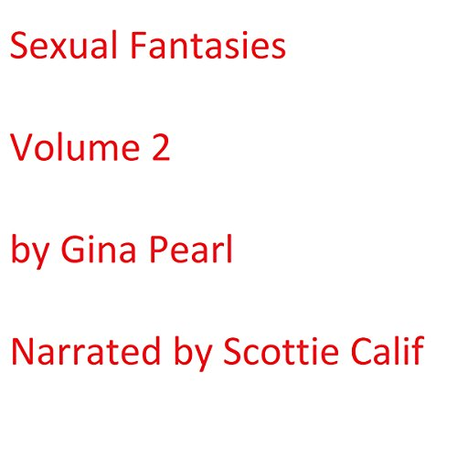 Sexual Fantasies: Volume 2 audiobook cover art