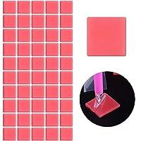110ピース ペインティング 接着剤 粘土 DIY ダイヤモンド 刺繍 ワックス ツールセット (0.8 x 0.8インチ)