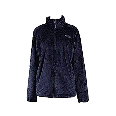 The North Face Women's Osito Hybrid Full Zip Jacket, Urban Navy, S
