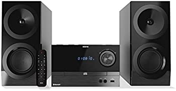 ION Audio iAS01 100W All-In-One Hi-Fi CD/FM Stereo System with Bluetooth