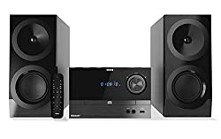 cheap Compact Audio System ION Audio iAS01 | Universal HiFi CD / FM Stereo System with Bluetooth (100 W)