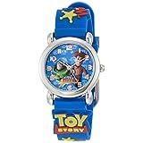 キッズ 腕時計 1500 トイストーリー ブルー ウッディ バズ  ディズニー disney 男の子