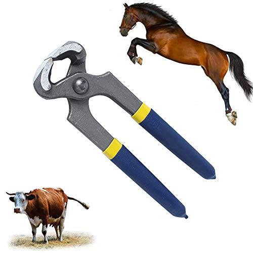 WU Hufschneidezange, Hohe Qualität Hufwerkzeug, Scharfer Schnitt, Dauerhaft,Geeignet für die Reparatur von Tierhufen