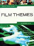 FILM THEMES - arrangiert für Klavier [Noten / Sheetmusic] aus der Reihe: REALLY EASY PIANO