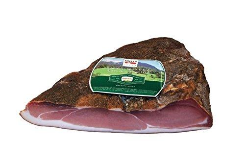 Südtiroler Speck g.g.A. 1/2 vac. ca. 2,25 kg. - Kofler Speck