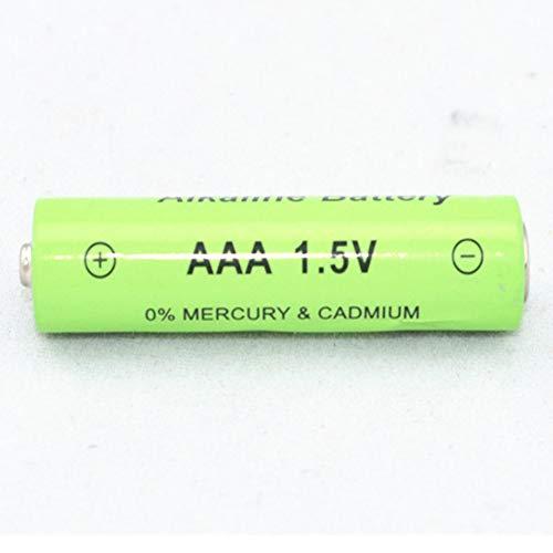 JIXIN AAA Battery 2100Mah 1.5V Alcalina AAA Batería Recargable para Control Remoto Toy Light Batería,8pcs