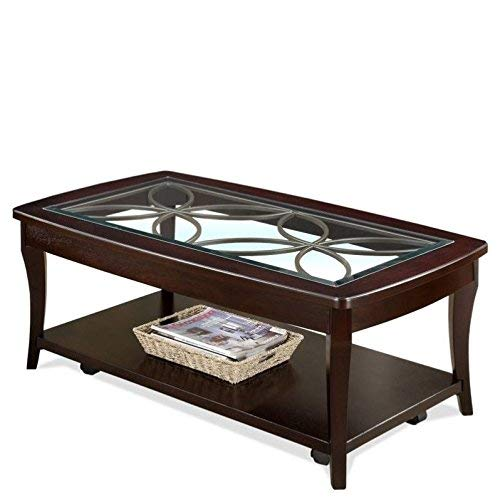 Riverside Furniture Annandale Rectangular Cocktail Table W Casters