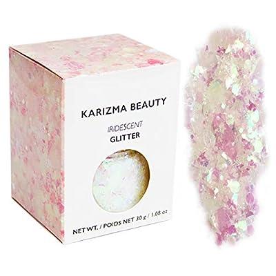Chunky Glitter ? KARIZMA BEAUTY ? 30g Festival Glitter Cosmetic Face Body Hair Nails
