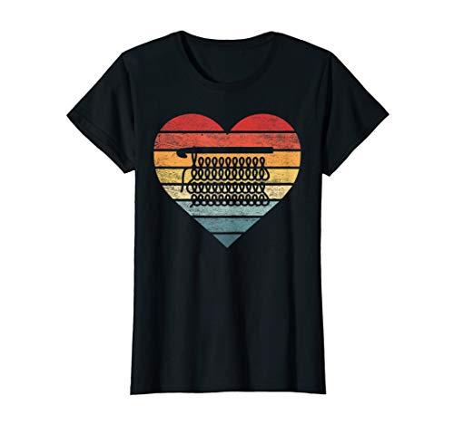 Crochet Lovers Retro T-Shirt