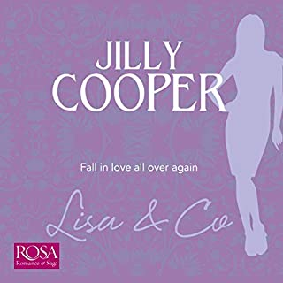 Lisa & Co (short stories) audiobook cover art