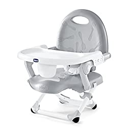 Chicco Pocket Snack Booster Seat, Stone