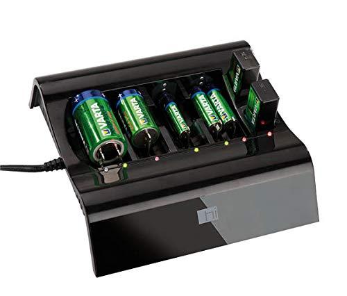 Mikroprozessorgesteuertes Tischladegerät mit 8 Schächten