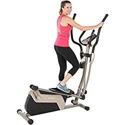 Best elliptical under 500 includes the Exerpeutic 1318 5000 Magnetic Elliptical Trainer with Double Transmission Drive