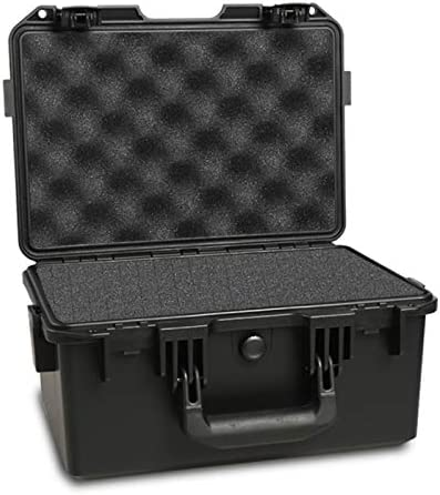 Waterproof Hard Case with Foam Insert Black 14 6x10 59x7 32 inches Precision Tool Box Safety product image
