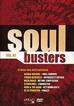 Soul Busters Vol. 1 (Mica Paris - My One Temptation, Commodores - Nightshift Etc.) Original Music Videos
