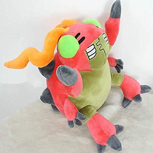 QIXIDAN Digimon Digitale Monster Spielzeug Anime Tentomon Plüschtier 30 cm Kurze Plüsch Puppe Kissen Cosplay Geschenk