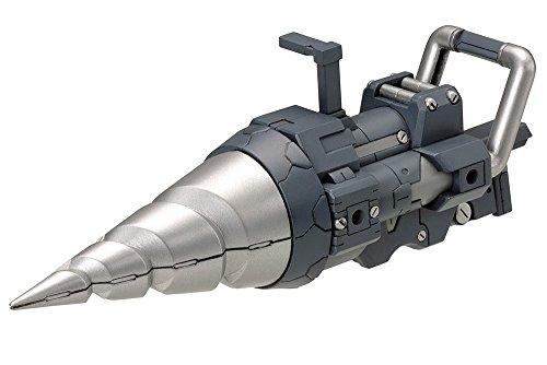 コトブキヤ M.S.G モデリングサポートグッズ ヘヴィウェポンユニット ボルテックスドライバー ノンスケール プラモデル用パーツ MH09