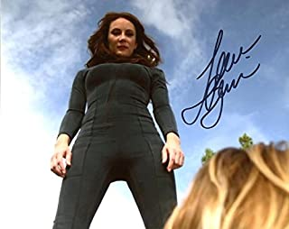 Laura Benanti SUPERGIRL In Person Autographed Photo