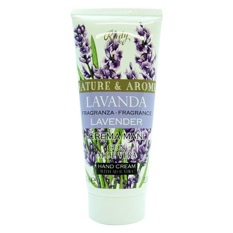 司法会計士金曜日RUDY Nature&Arome SERIES ルディ ナチュール&アロマ Hand Cream ハンドクリーム  Lavender ラベンダー