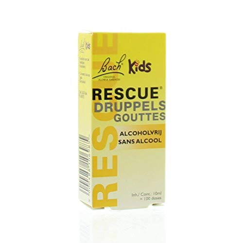 Bach Rescue Remedy Kids Druppels, 10ml, 1 Units