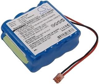 2000mAh Replacement Battery for TERUMO 8N-600AAK BN-600AAK
